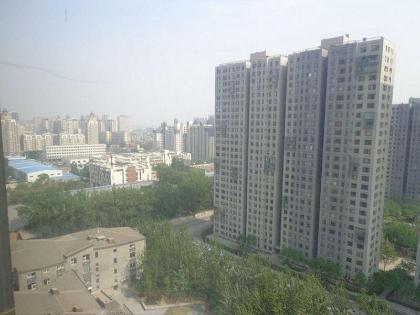 Apple Art Hotel Apartment Beijing