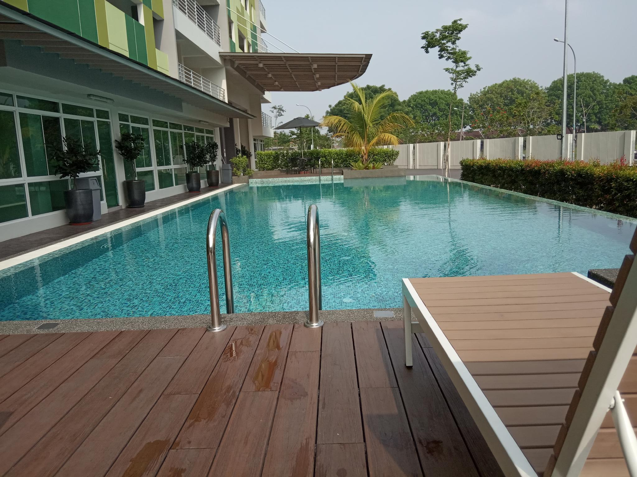 Double room at GEMS International School Scenery view Penang, Seberang Perai Selatan