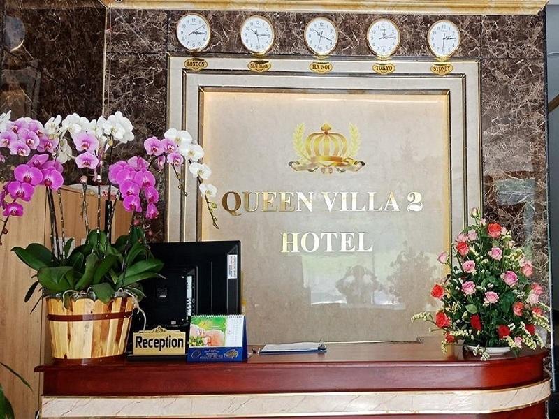 Queen Villa Hotel 2