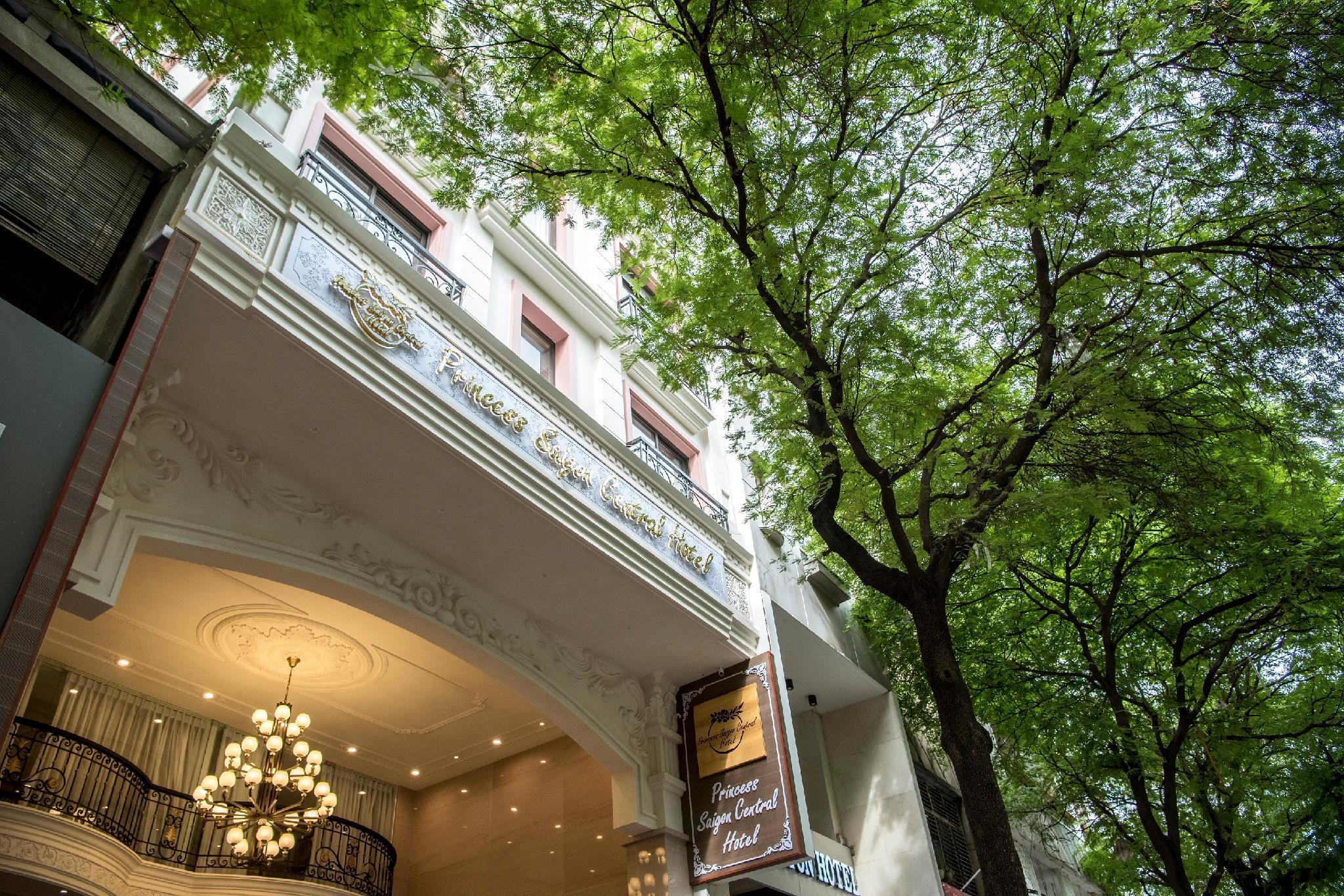 Princess Saigon Central Hotel, Quận 1