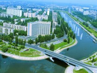 Slavutych Hotel, Dniprovs'kyi