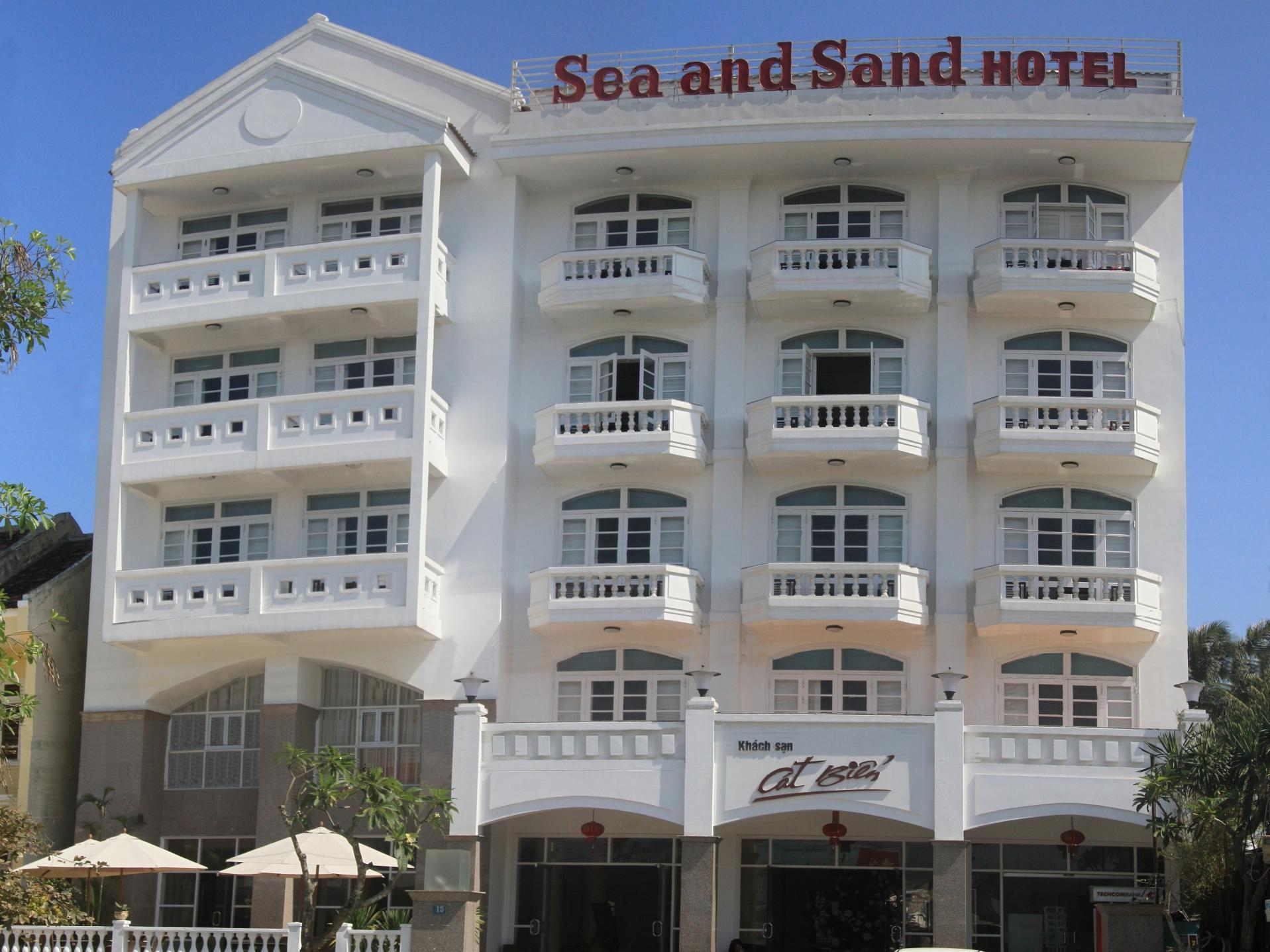 Sea and Sand Hotel, Hội An