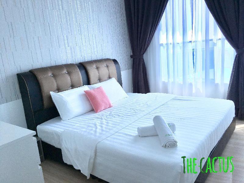 Chung cư 70 m² 2 phòng ngủ, 1 phòng tắm riêng ở Trung tâm Malacca