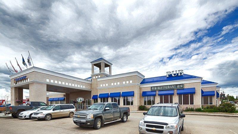 Best Western High Road Inn - Edson, AB T7E 1X8