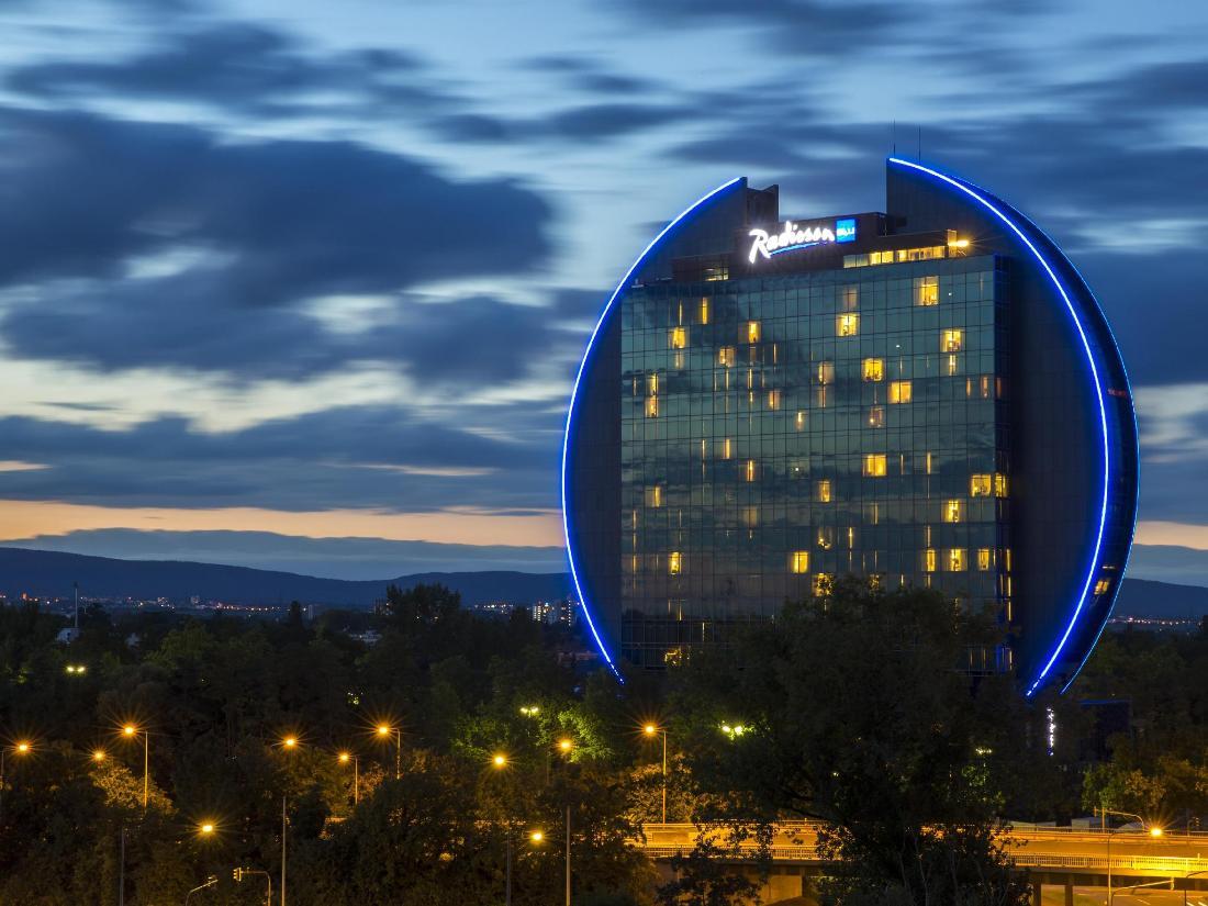 Hotel Frankfurt Bockenheim