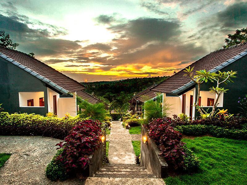 SinggahanBungalow, Klungkung