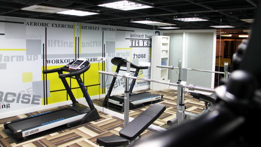 運動休閒設施
