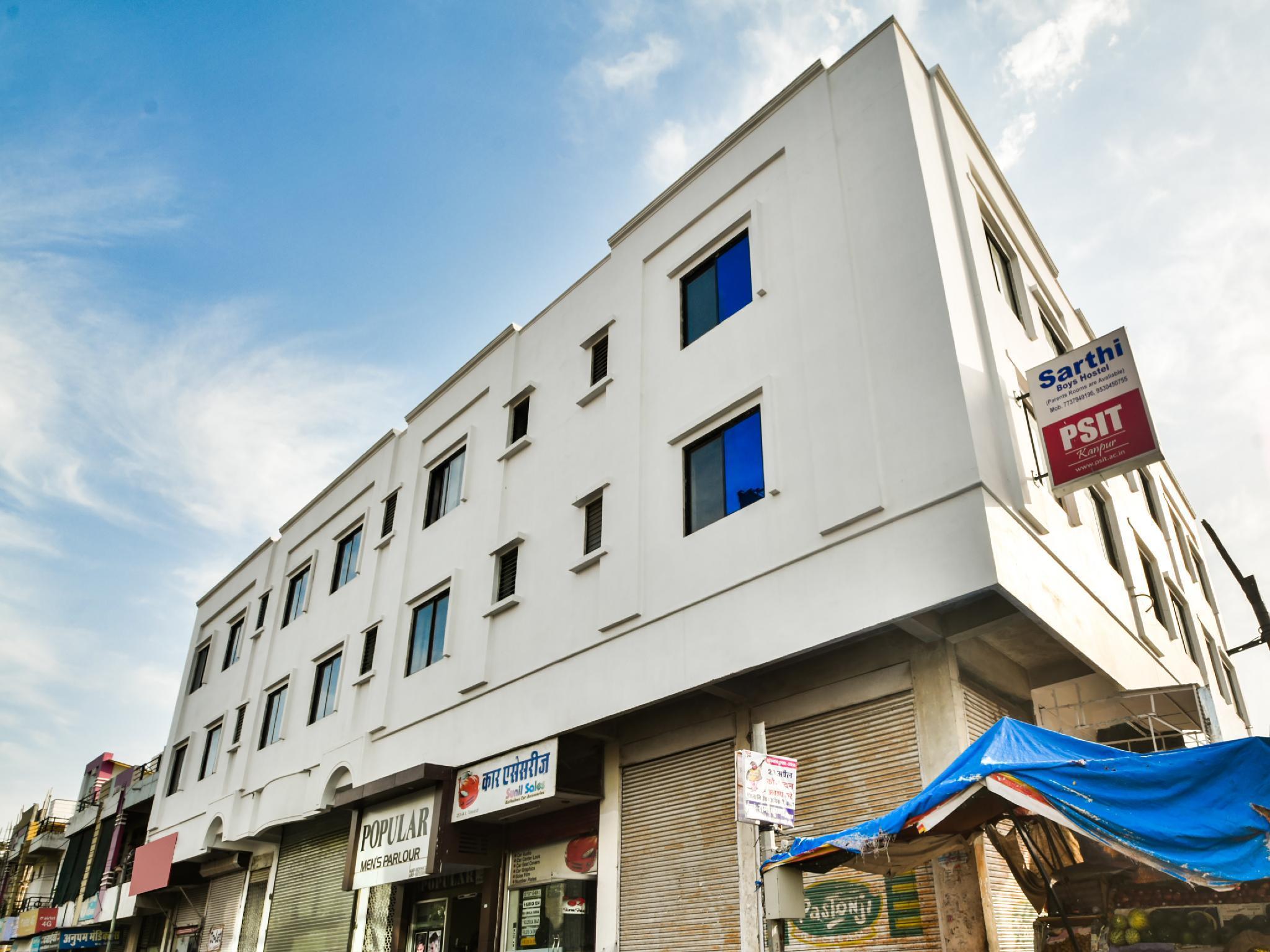OYO 37212 Hotel Soft Petals By Arn Group, Kota