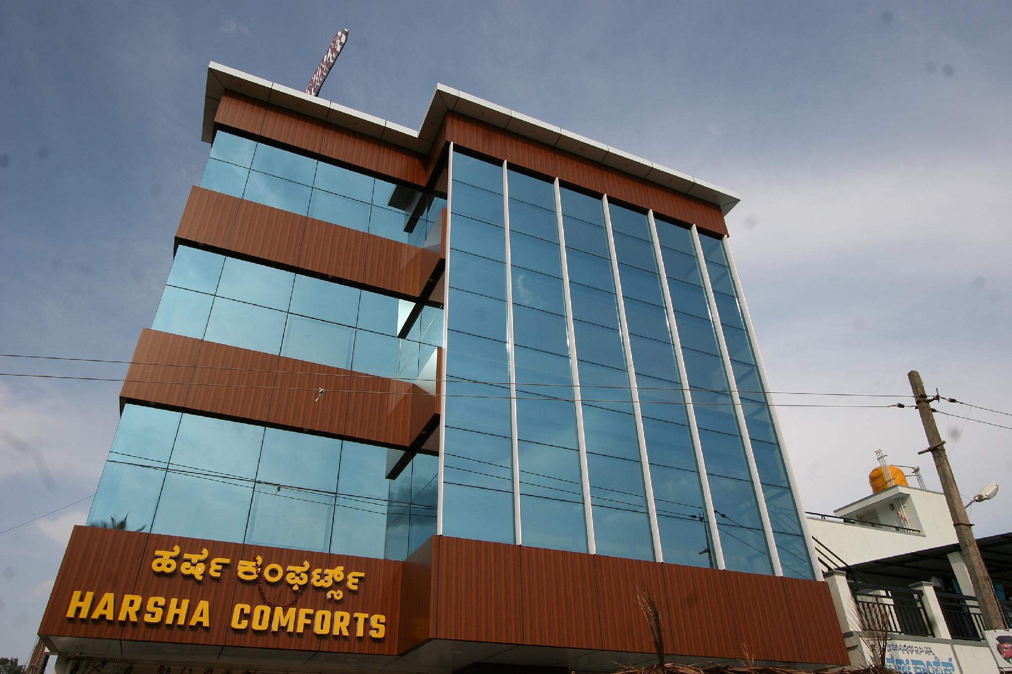 OYO 28556 Harsha Comforts, Chikmagalur