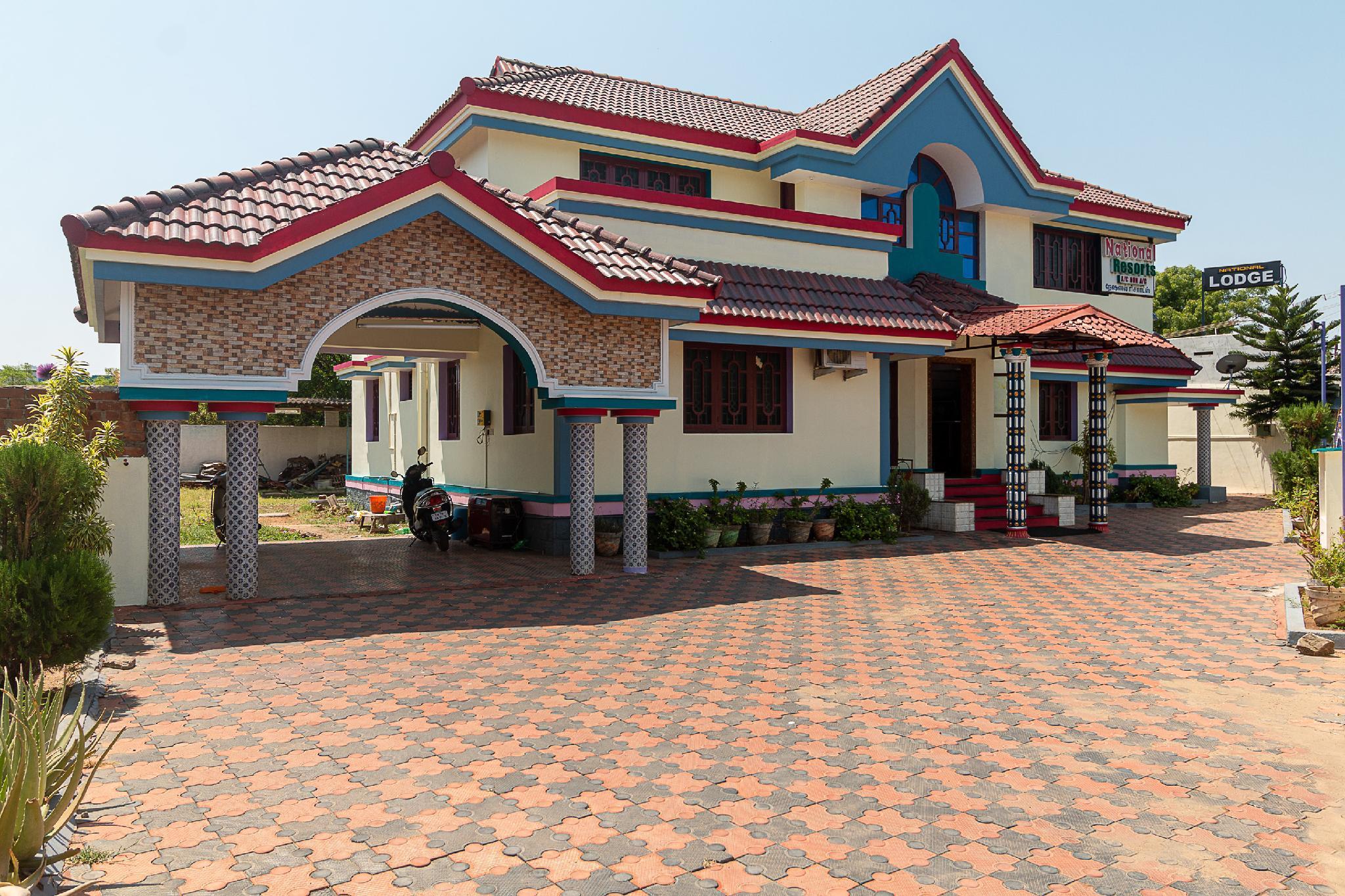 OYO 37410 National Resorts, Tirunelveli