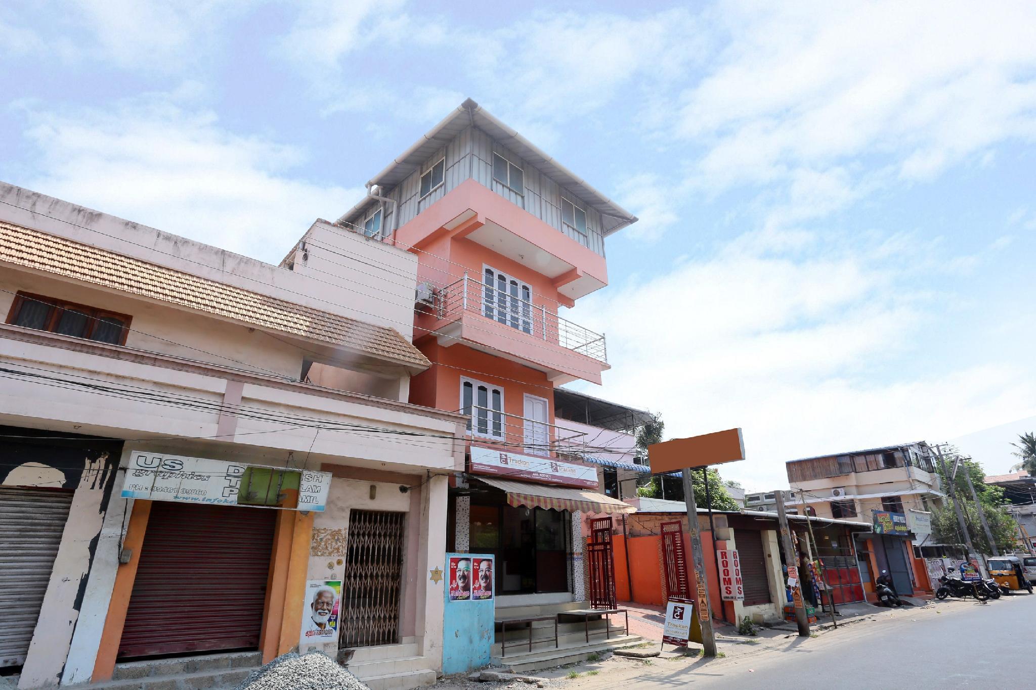 SPOT ON 36996 Manasa Tourist Home, Thiruvananthapuram