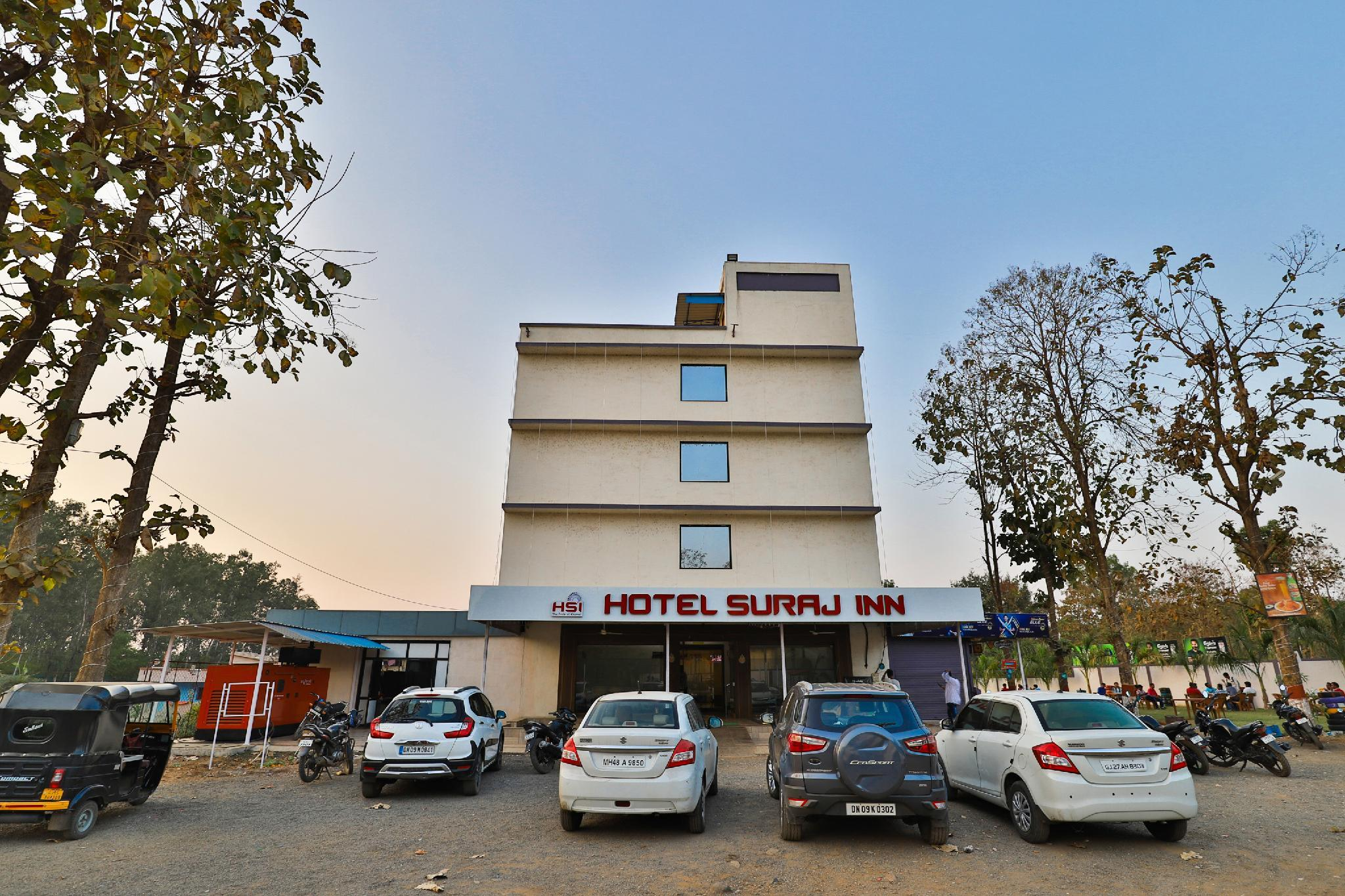 OYO 35670 Hotel Suraj Inn, Dadra and Nagar Haveli