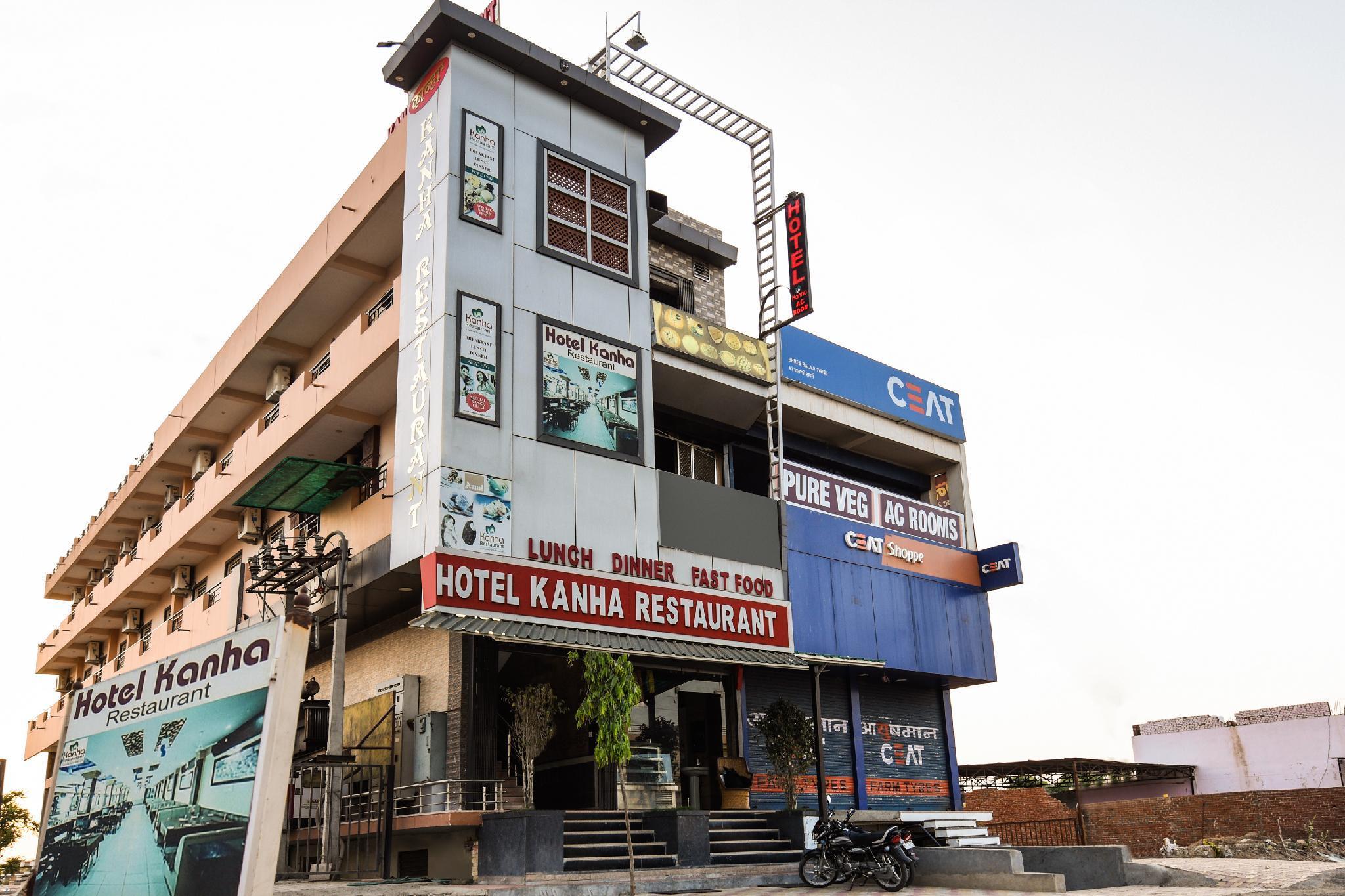 OYO 39389 Hotel Kanha And Restaurant, Sikar
