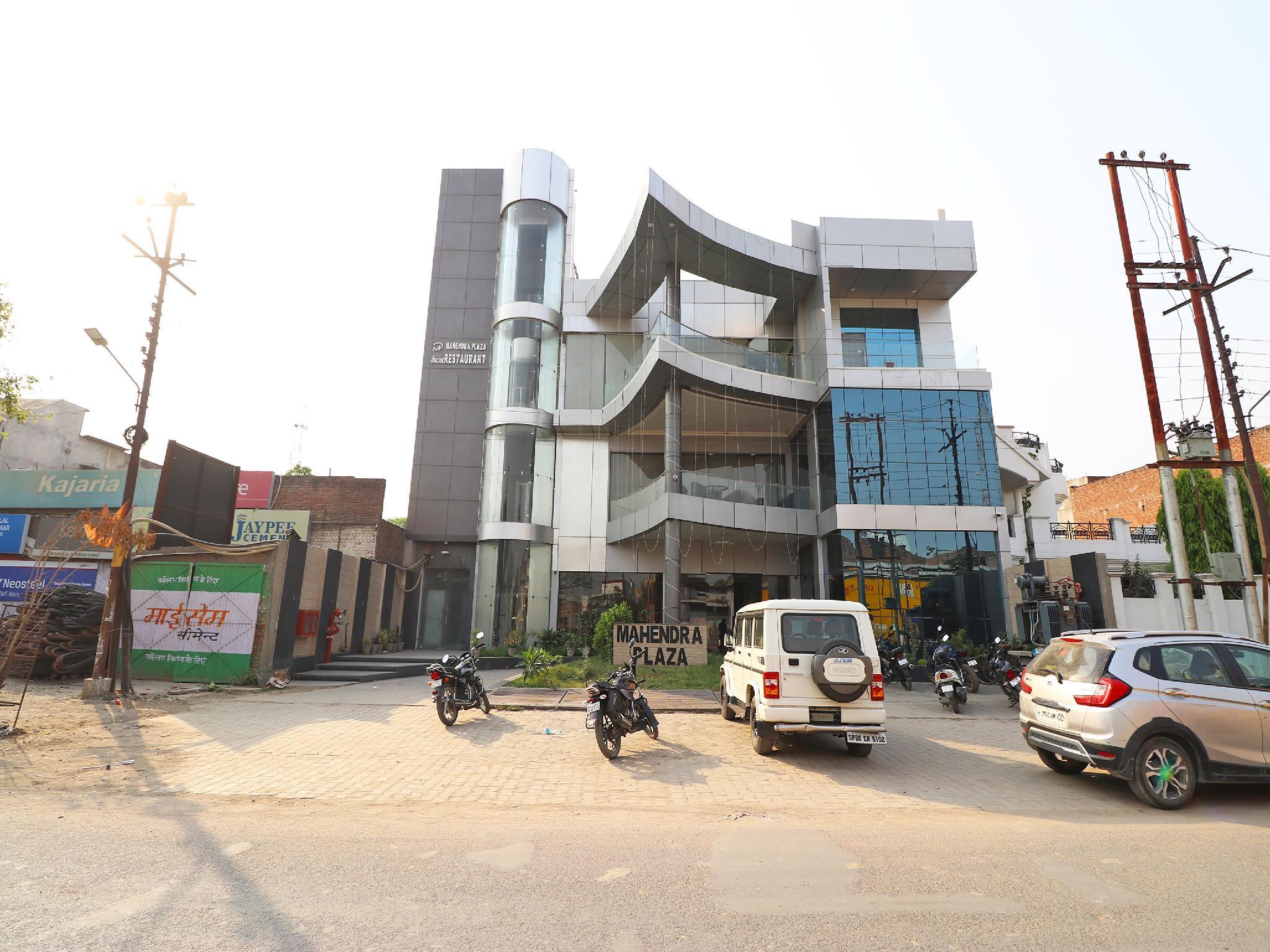 Capital O 37991 Mahendra Plaza, Hardoi