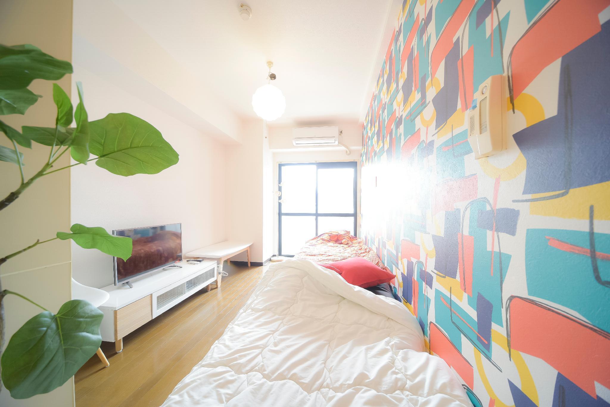 EX Shirokitakoen Apartment 102