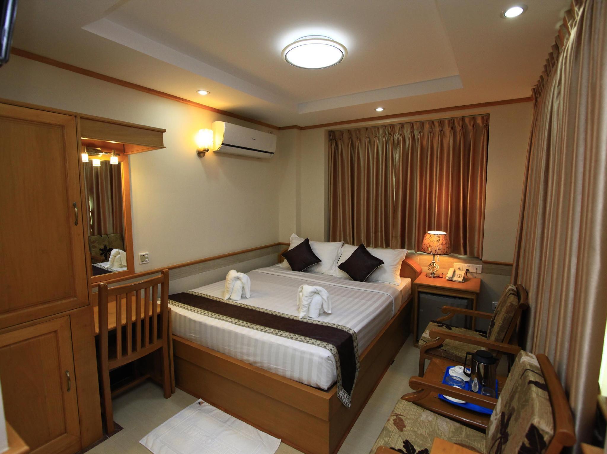 Hotel Novel, Yangon-E