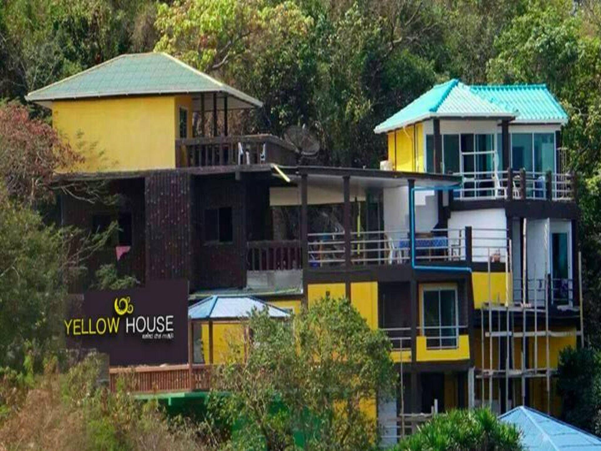 Yellow House Koh Sichang, Koh Si Chang