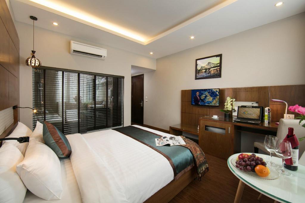Phòng Superior giường đôi hoặc 2 giường - Phòng ngủ