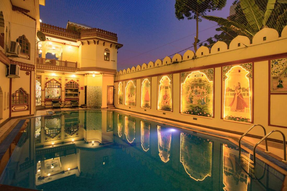 Best price on umaid bhawan a heritage style boutique for Style hotel