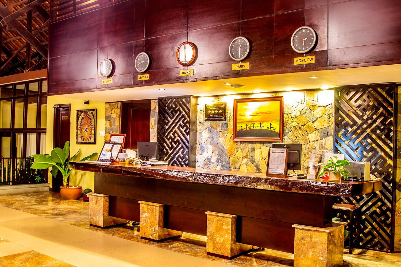 Khách Sạn Romana Mũi Né