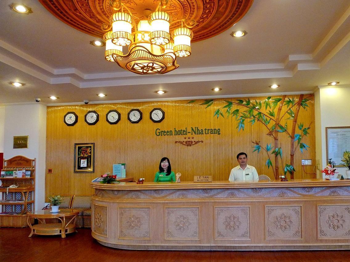 Khách Sạn Green Nha Trang – Xanh Hotel