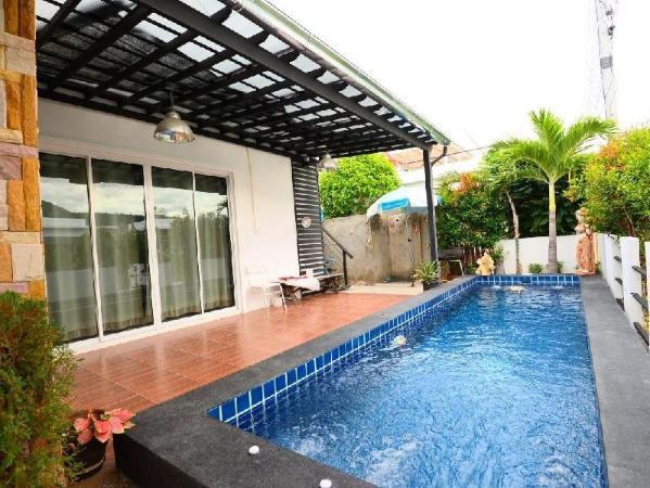 Hua Hin Baanpak Pool Villa Hua Hin