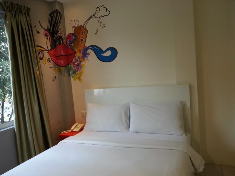 Hotel Strawberry Fields, Kuala Lumpur