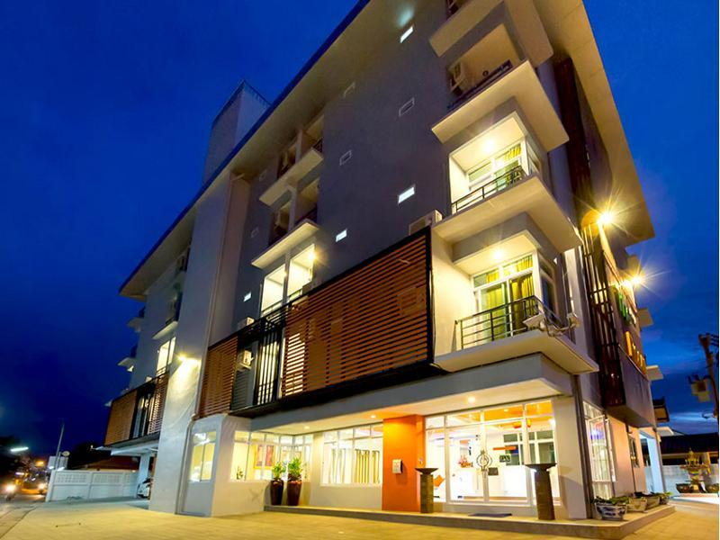 The Room Service Apartment, Muang Udon Thani