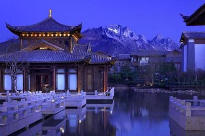Jinmao Hotel Lijiang In The Unbound Collection by Hyatt