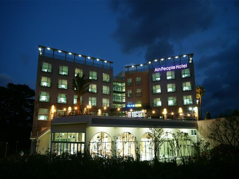 Ainpeople Hotel, Jeju