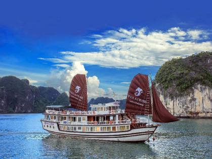 Tàu Du lịch Viola Hạ Long