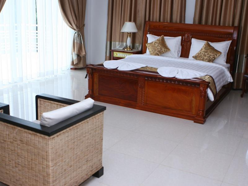 Mekong Dolphin Hotel, Kracheh