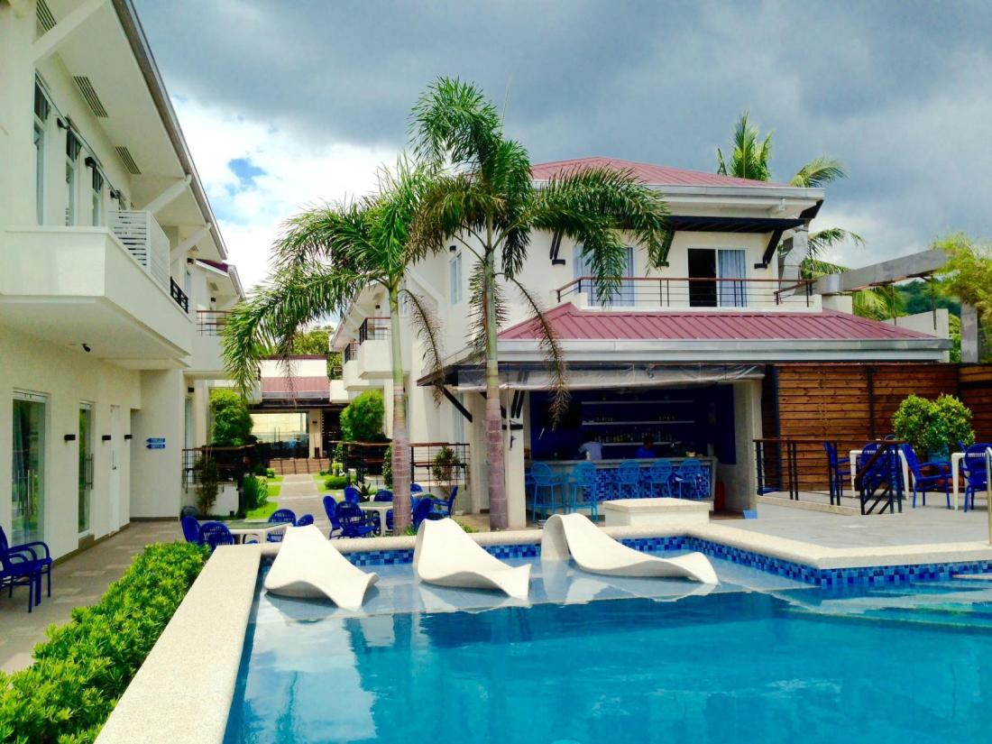 Subic / Barrio Barretto Hotel ist Girl Friendly. Keine Joiner Fee