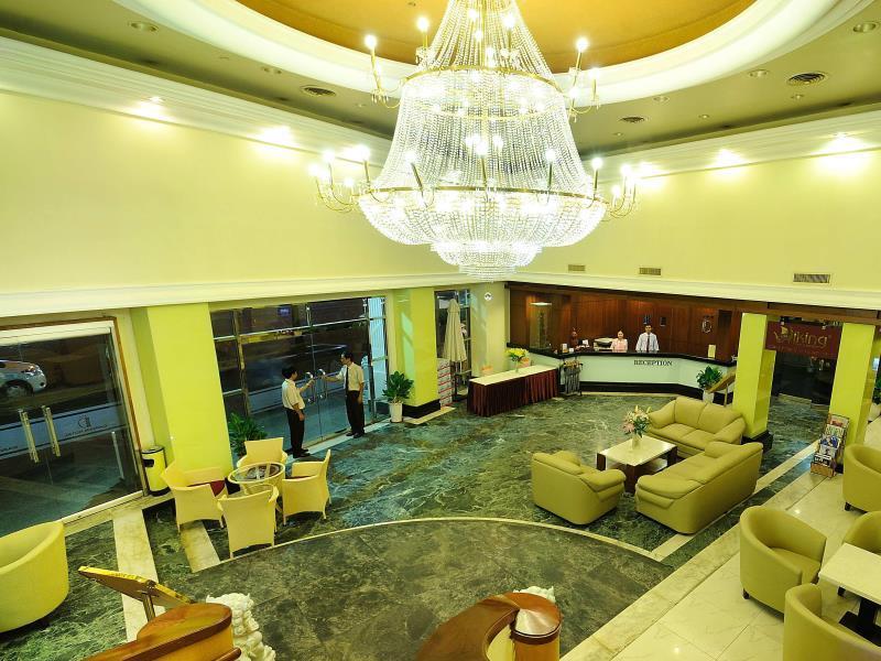 Khách Sạn Đại Nam Hồ Chí Minh