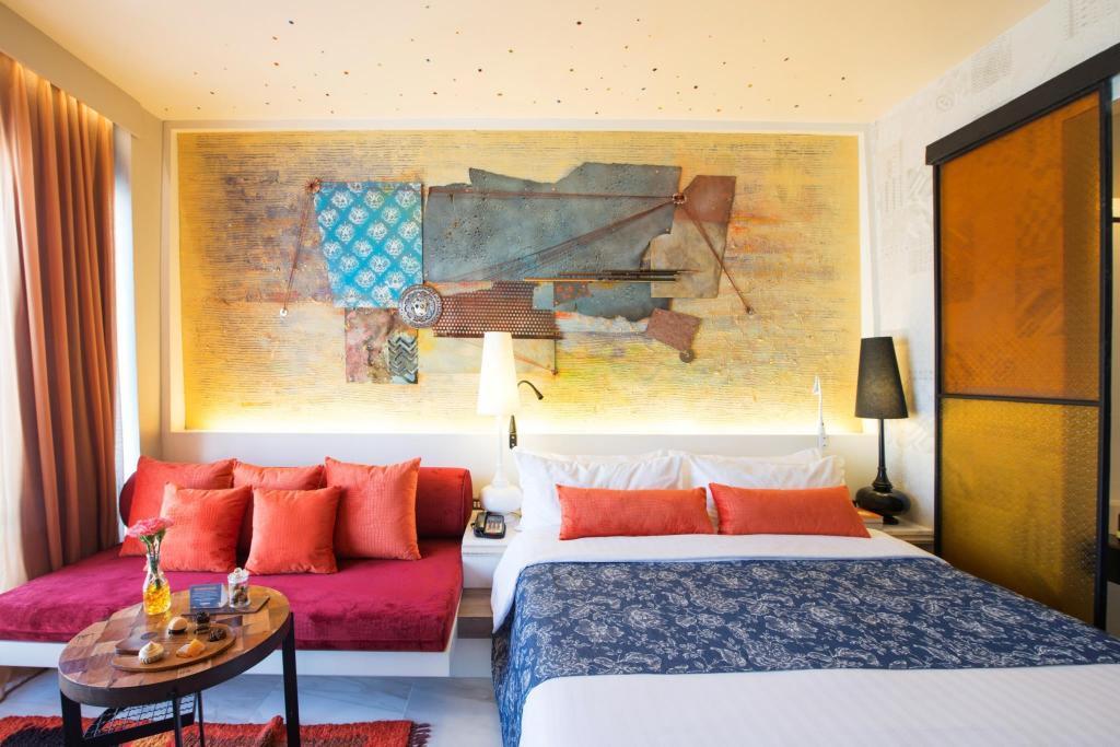 Siam @ Siam Design Hotel bedroom