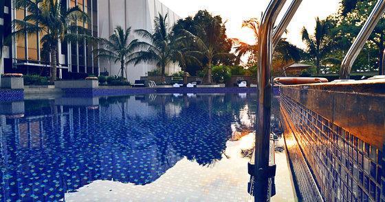 Fleuve Congo Hotel Kempinski Kinshasa, Kinshasa