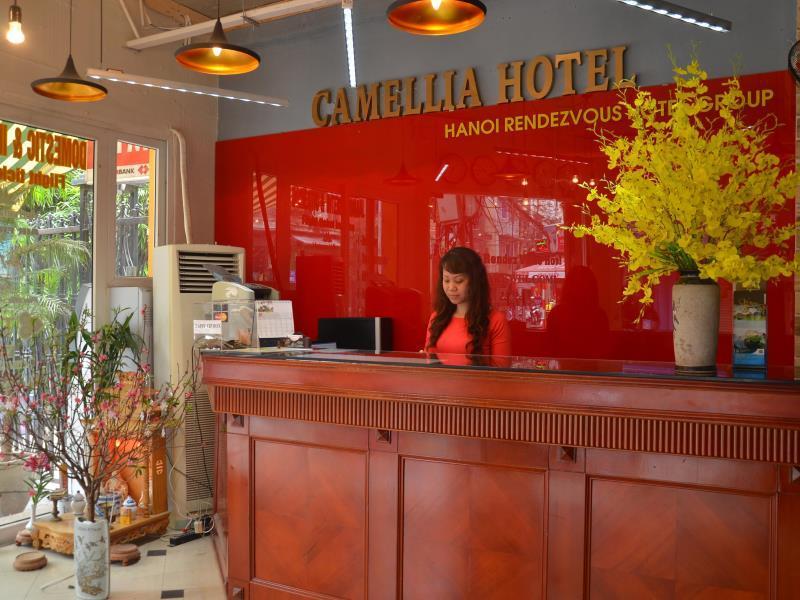 Khách Sạn Camellia 4 Hà Nội