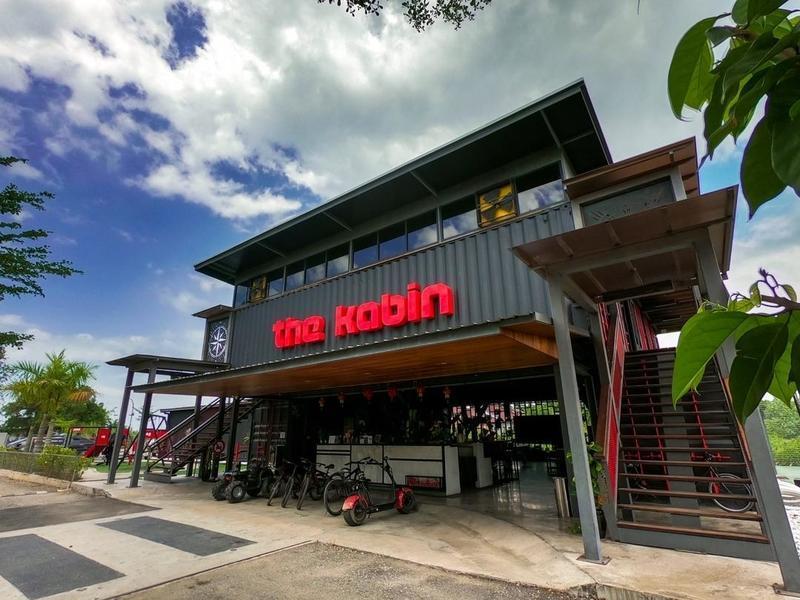 The Kabin Pantai Remis, Kuala Selangor