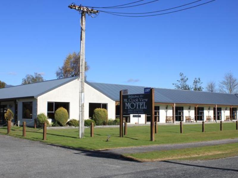 Mt Cook View Motel, Westland