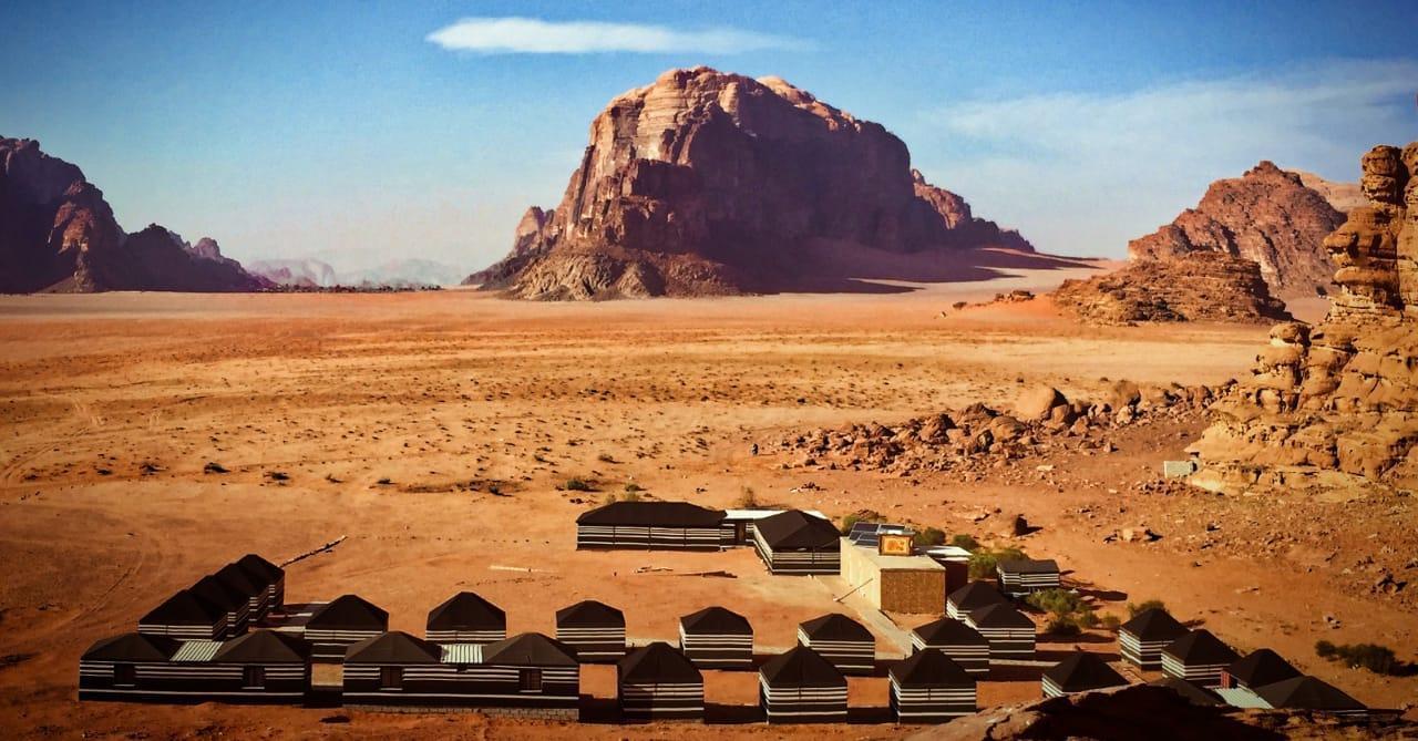 Wadi Rum Quiet Village Camp, Quaira