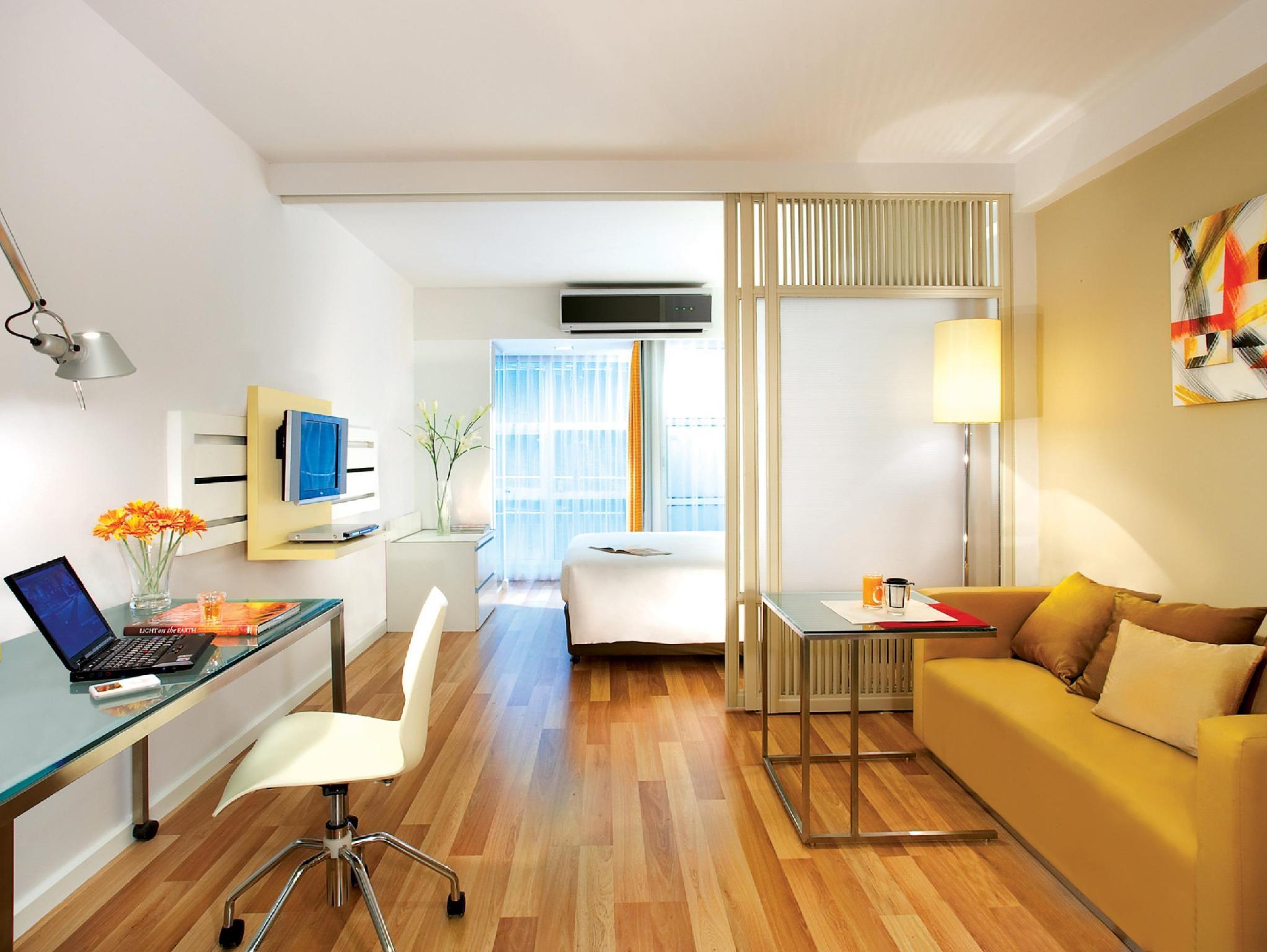 【Sukhumvit Hotel】シタディン バンコク スクンビット 16 ホテル(Citadines Sukhumvit 16 Bangkok)