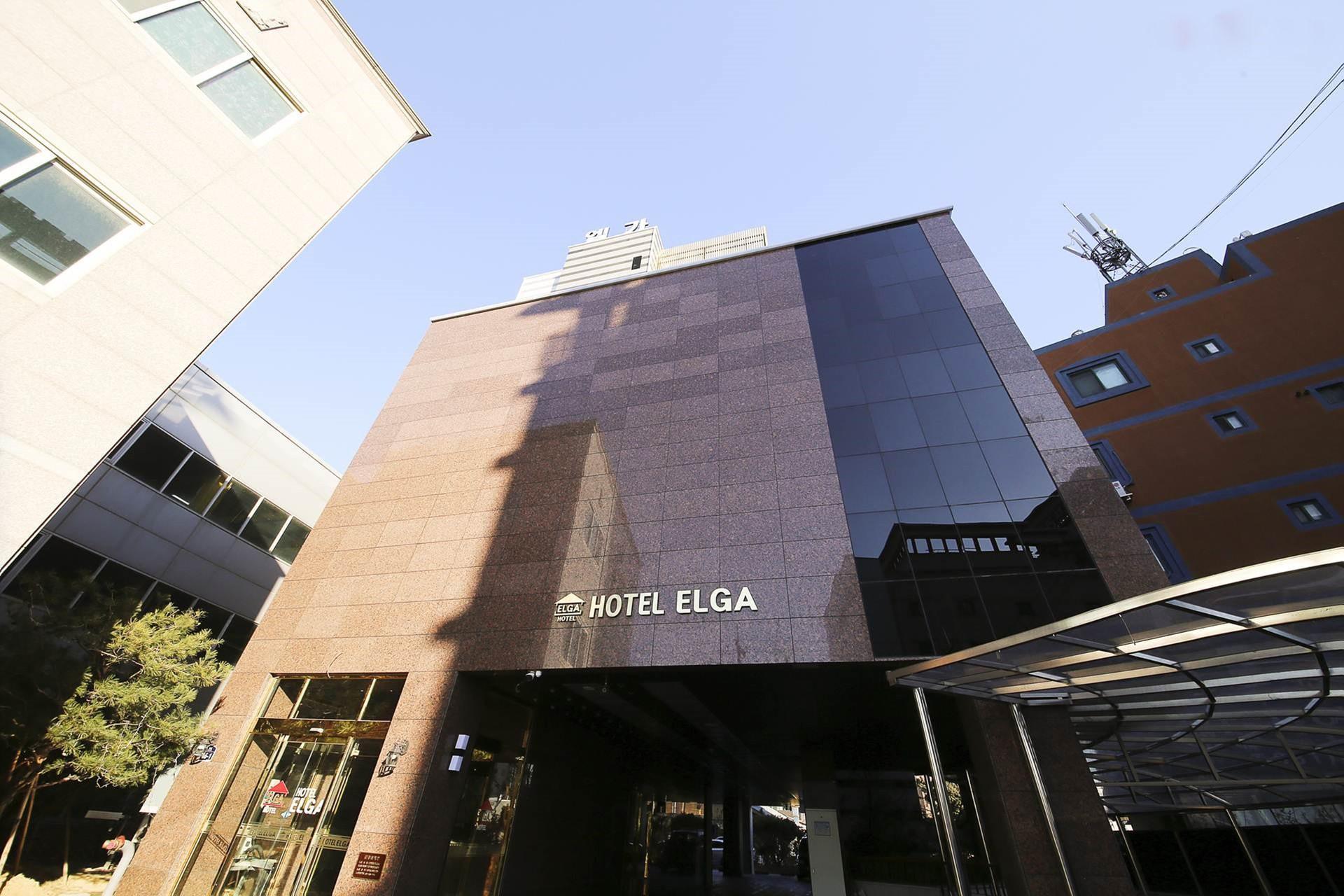 Elga Tourist Hotel, Hwaseong