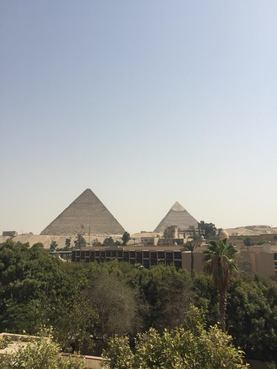 H10 Pyramids View, Al-Ahram