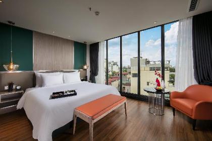 Khách Sạn & Spa Delicacy Central