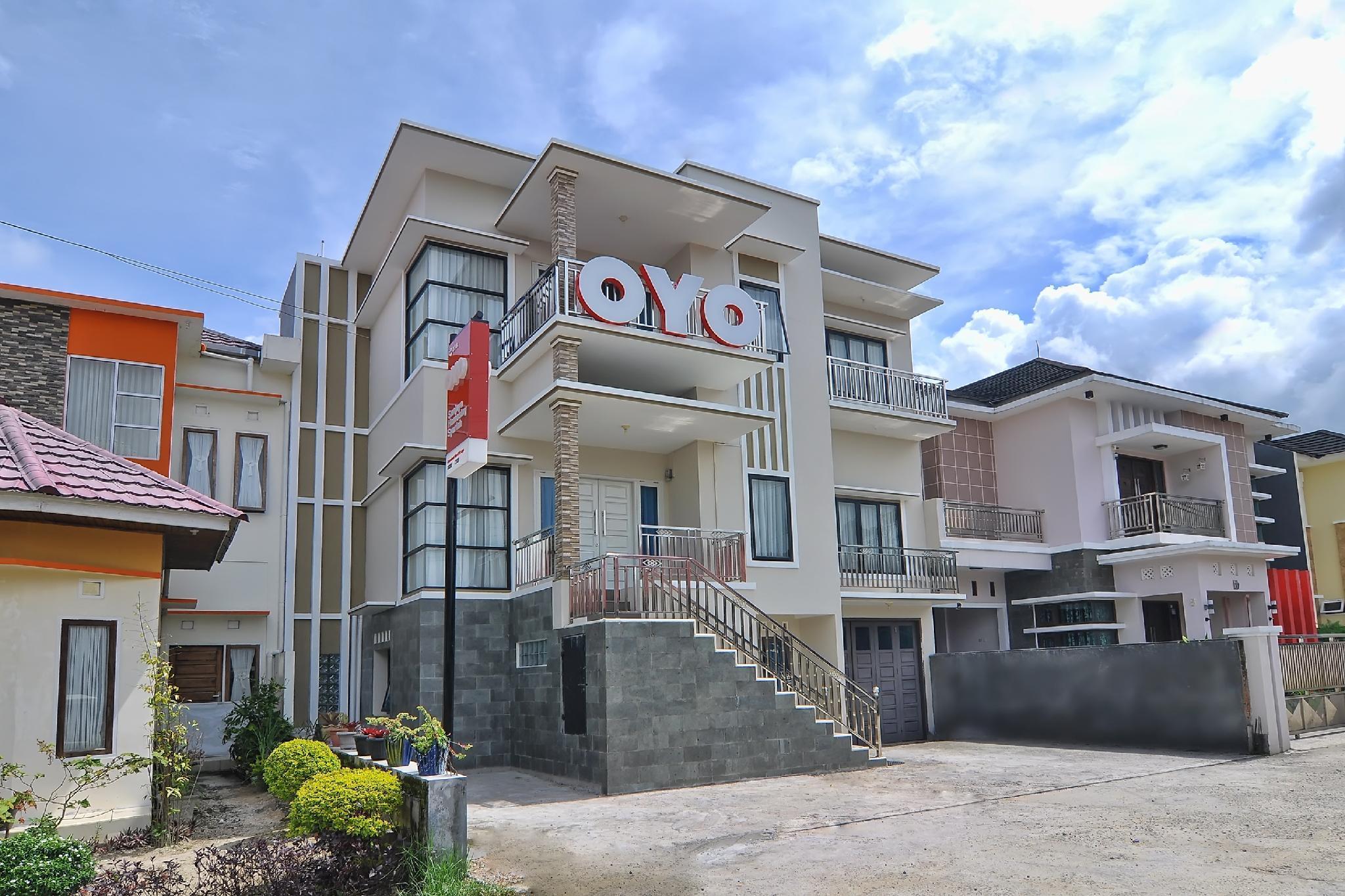OYO 838 Sanjaya Homestay Syariah