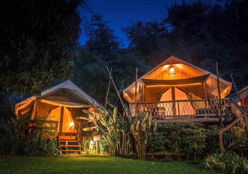 Hintok River Camp @ Hell Fire Pass Hotel