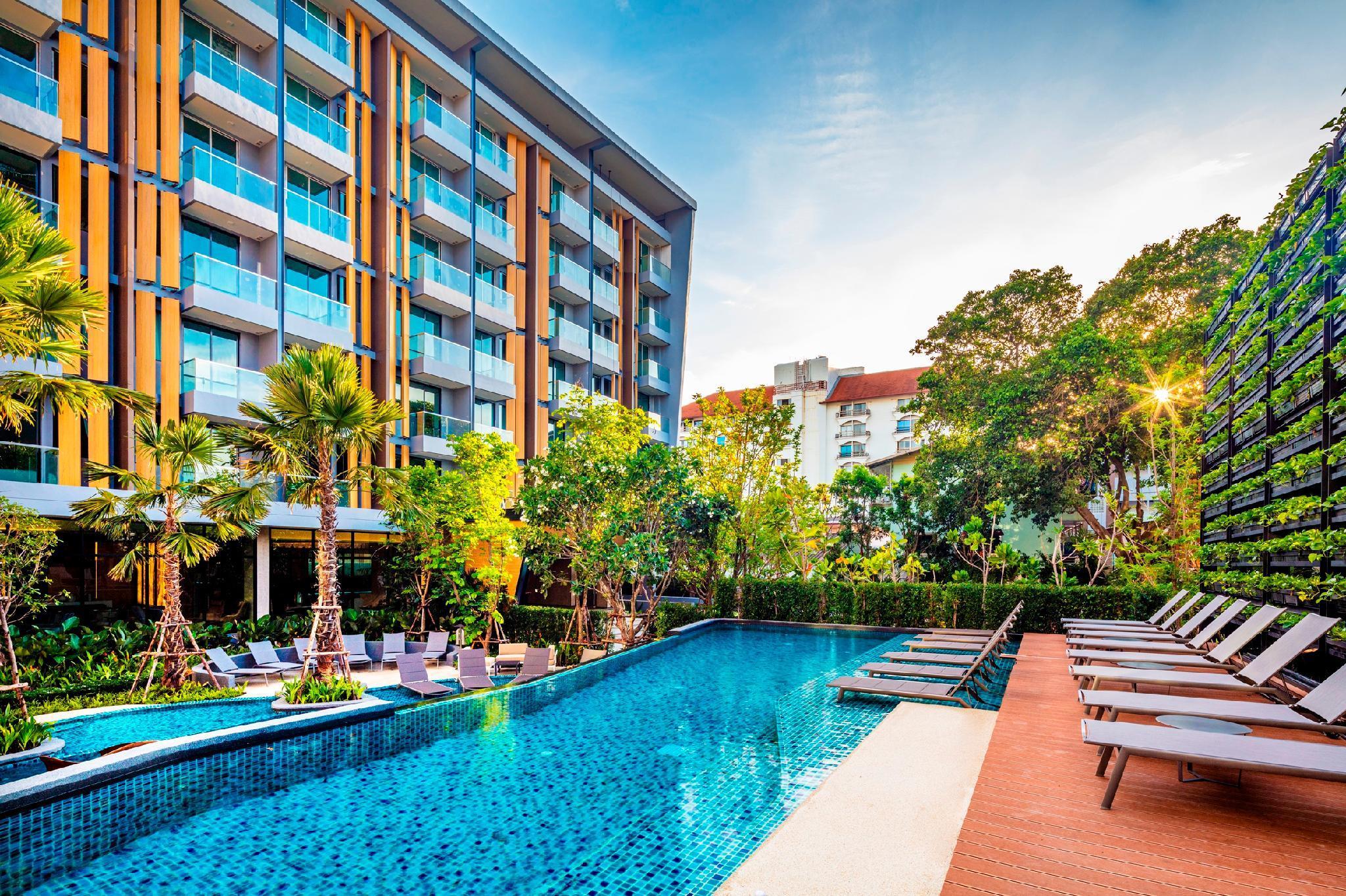 Hotel Amber Pattaya,Chon Buri