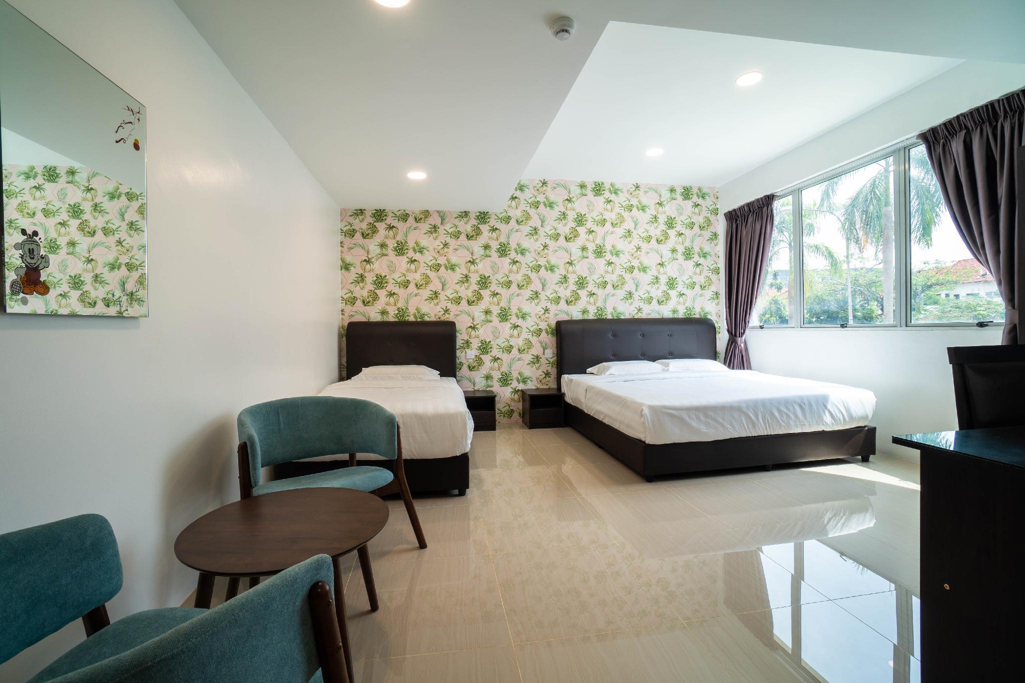 Crystal Garden Hotel (Tasik Selatan), Kuala Lumpur
