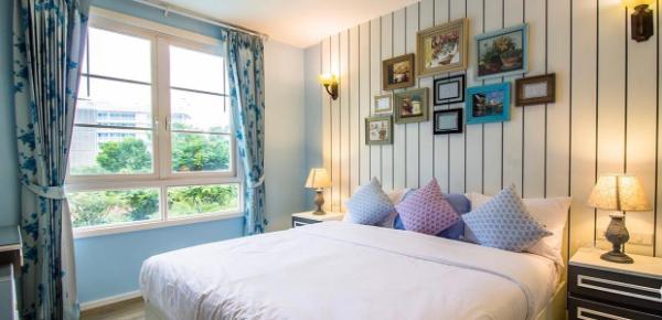 Summer Hua Hin Condo by Dome 2 Bedroom Hua Hin