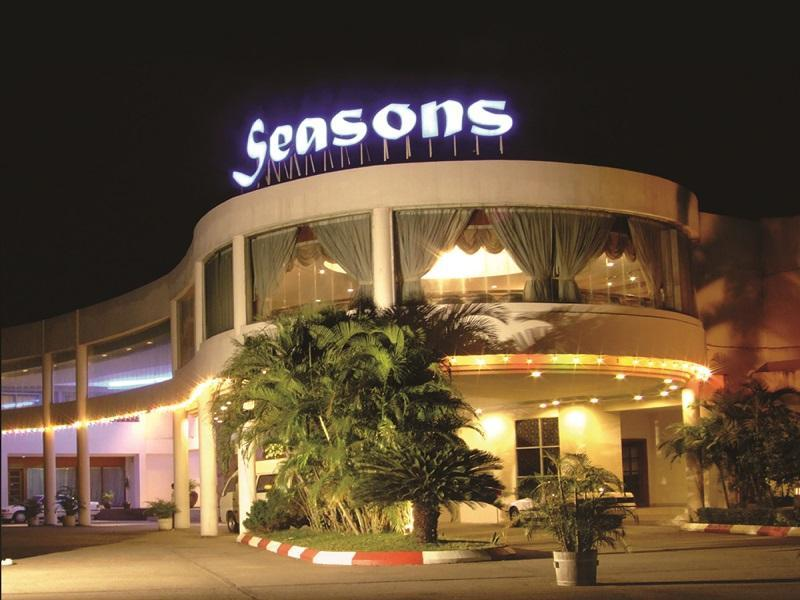 Seasons of Yangon International Airport Hotel, Yangon-E